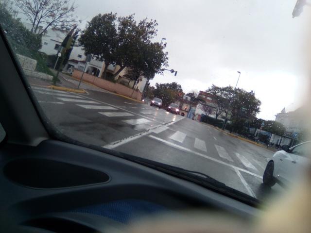 sin lluvia